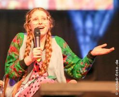 """Lavender Brown Darstellerin Jessie Cave aus """"Harry Potter"""", Foto: Tobias Schad"""