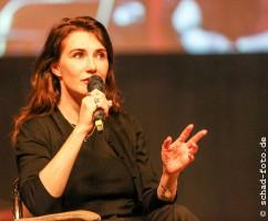 Carice van Houten ist bekannt als Melisandre aus Game of Thrones, Foto: Tobias Schad