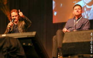 Sam Heughan ist Jamie Fraser in der Erfolgsserie Outlander., Foto: Tobias Schad