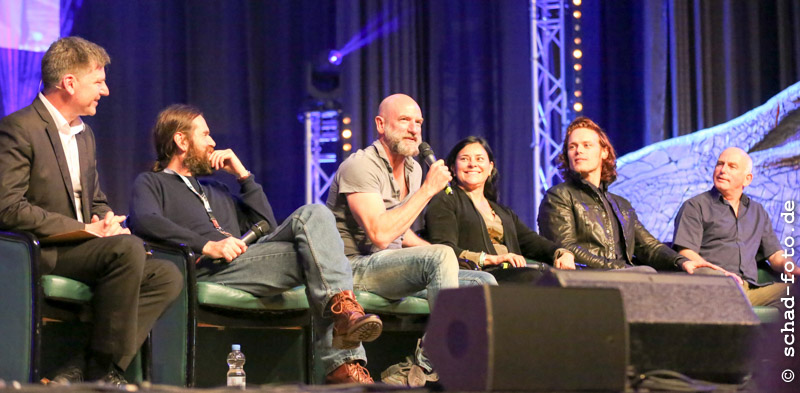 RingCon2015 – Das Outlander Panel