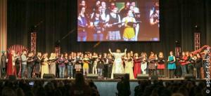 Der wundervollste Chor, Foto: Tobias Schad