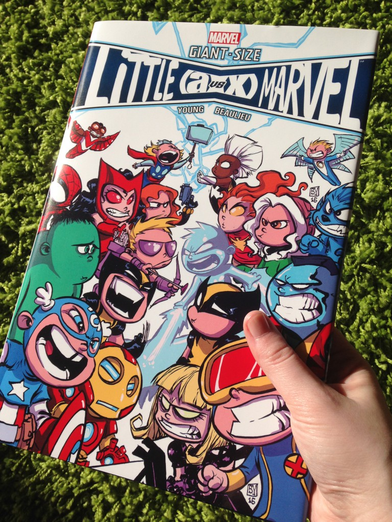 Kleine dicke Marvel-Babies – Neues Comic von Skottie Young