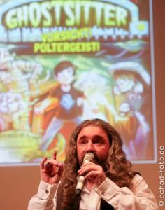 Tommy Krappweis auf der HobbitCon, Foto: Tobias Schad