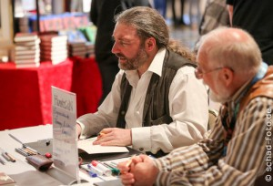 Tommy und Werner Krappweis auf der HobbitCon, Foto: Tobias Schad