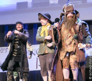 Cosplay Contest 2016, Foto: Tobias Schad