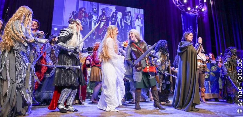 Cosplay Contest der HobbitCon 2016