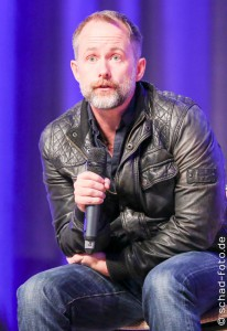 Billy Boyd Panel, Foto: Tobias Schad