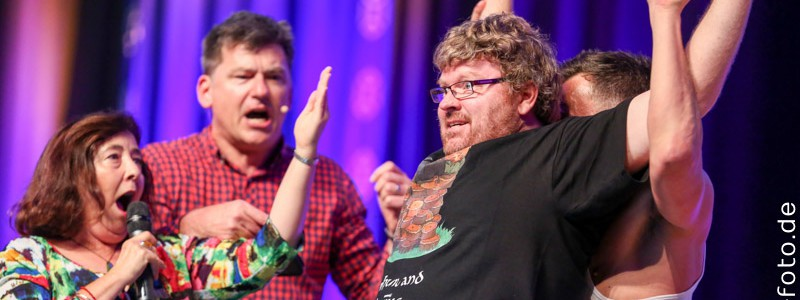 Highlights des 3. HobbitCon Tages