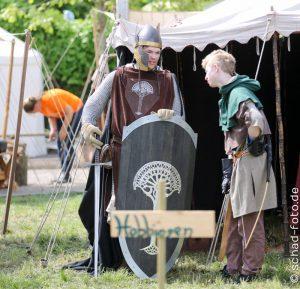 Der Samstag der Tolkien Tage in Geldern ,Foto: Tobias Schad