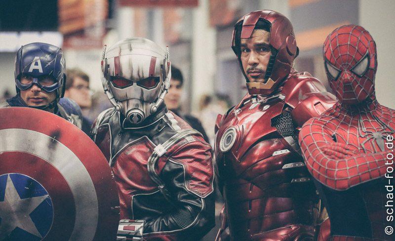 Treffen sich ein Wookie, der Joker und Iron Man… – Die RPC 2016 in Köln