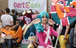 ComicCon Germany 2016 Stuttgart, Foto: Tobias Schad