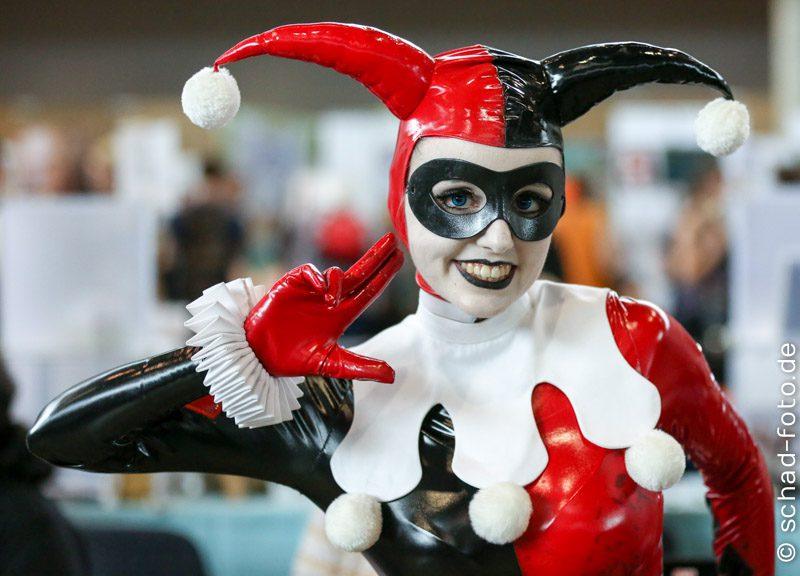 Im Reich der Geeks und Nerds – Die ComicCon Germany 2016