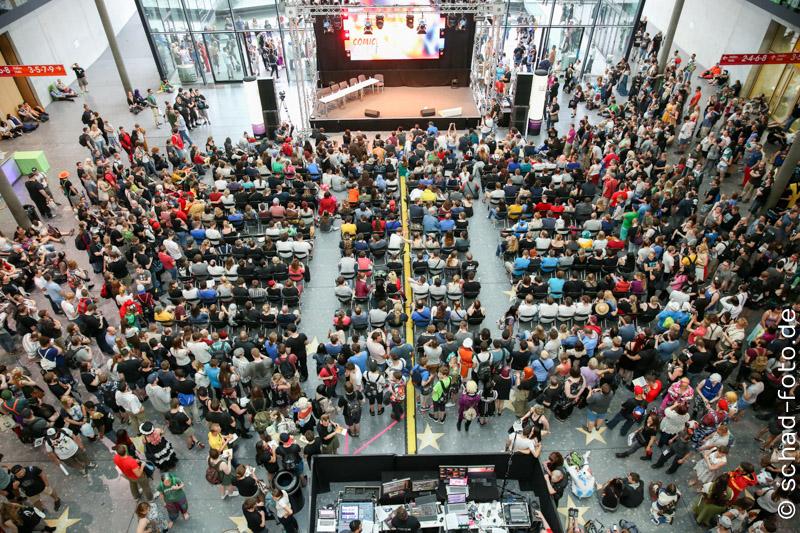 ComicCon Germany 2016 Stuttgart, Cosplay Contest, Foto: Tobias Schad