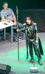 ComicCon Germany 2016 Stuttgart, Cosplay Contest, Foto: Tobias Schad