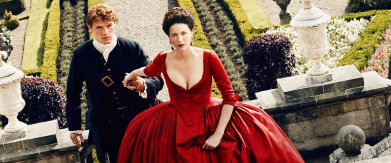 Zwischen Tüll und Tartan – Historische Kostüme in Outlander?