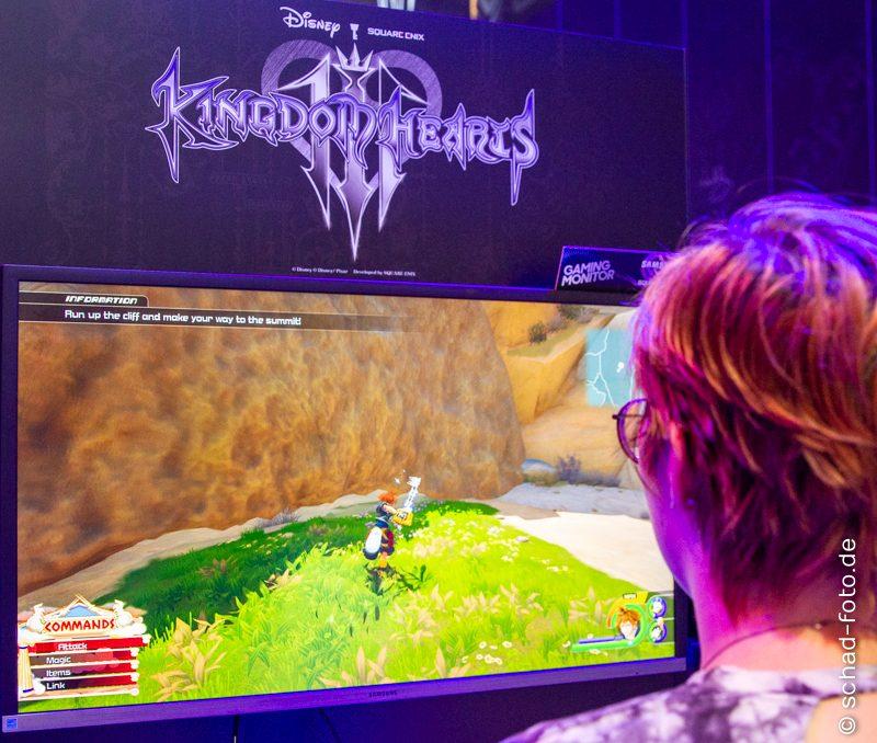 Lang erwartet: Kingdom Hearts III