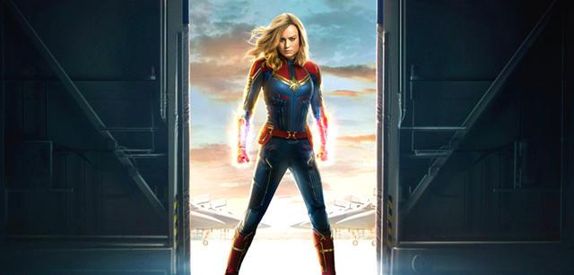 Captain Marvel – Die neue Superheldin an der Spitze der Kinocharts